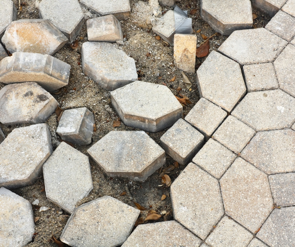 How Storms Can Damage Your Driveway