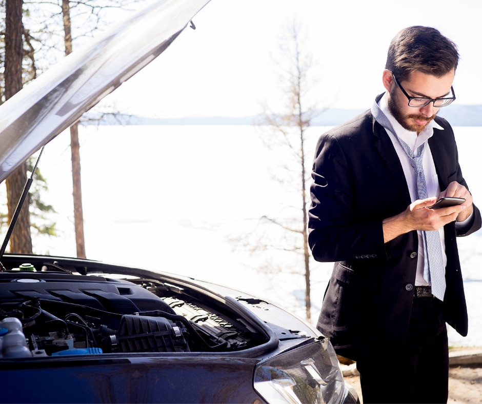 What Information You Need When Calling For Roadside Assistance